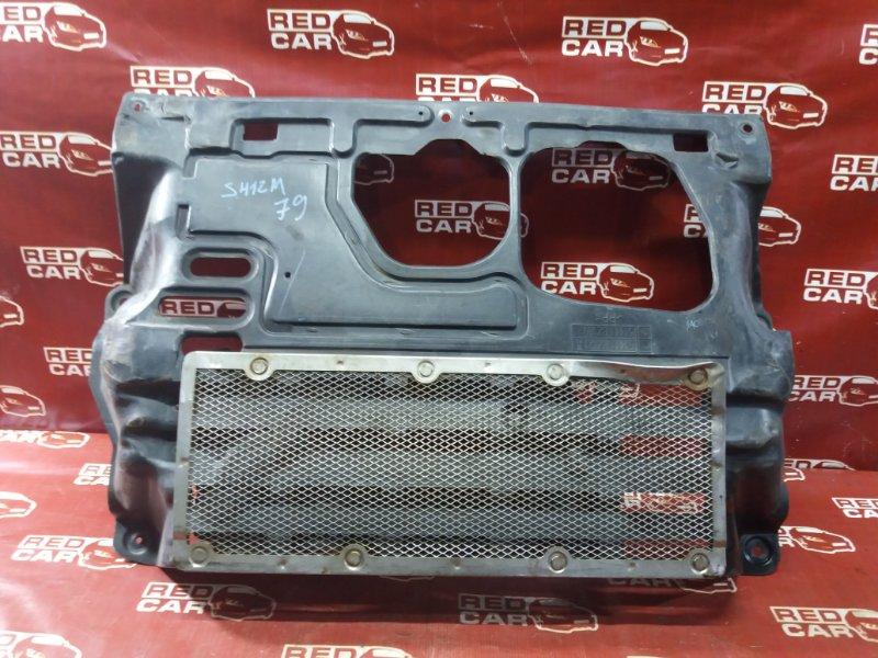Защита двигателя Toyota Town Ace S412M-0005143 3SZ 2012 (б/у)