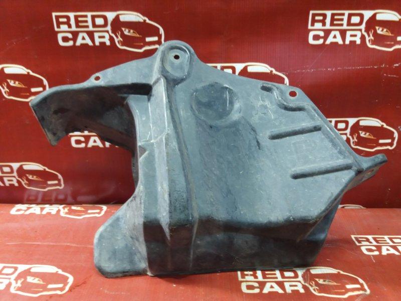Защита двигателя Nissan Bluebird HU14 передняя правая (б/у)