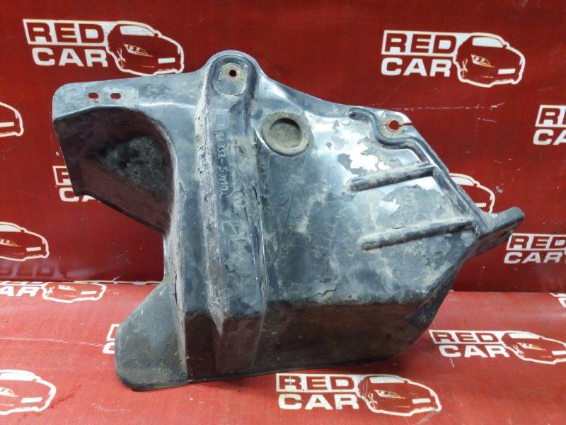 Защита двигателя Nissan Bluebird QU14 правая (б/у)