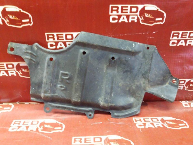 Защита двигателя Nissan Cube AZ10 правая (б/у)