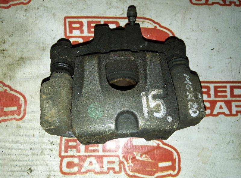 Суппорт Toyota Pronard MCX20 1MZ-FE задний правый (б/у)