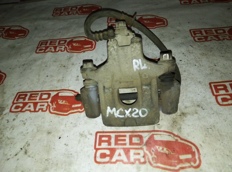 Суппорт Toyota Pronard MCX20 1MZ-FE задний левый (б/у)