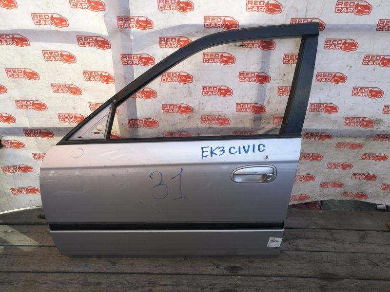Дверь Honda Civic EK3 передняя левая (б/у)