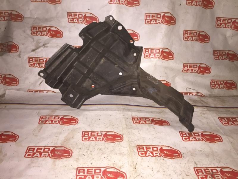 Защита двигателя Toyota Belta SCP92 передняя правая (б/у)