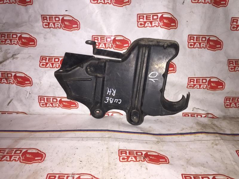 Защита двигателя Nissan Cube Z10 передняя правая (б/у)