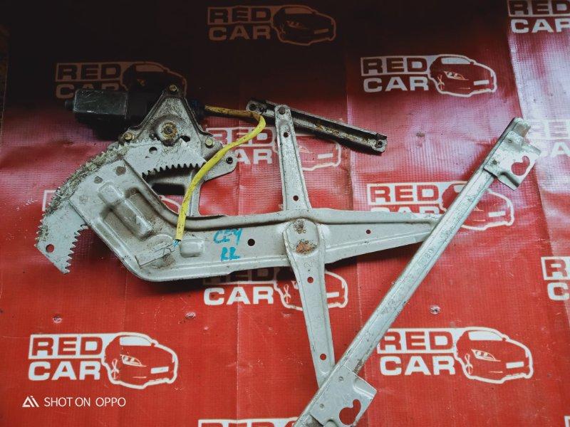Стеклоподъемник Honda Ascot CE4 задний правый (б/у)