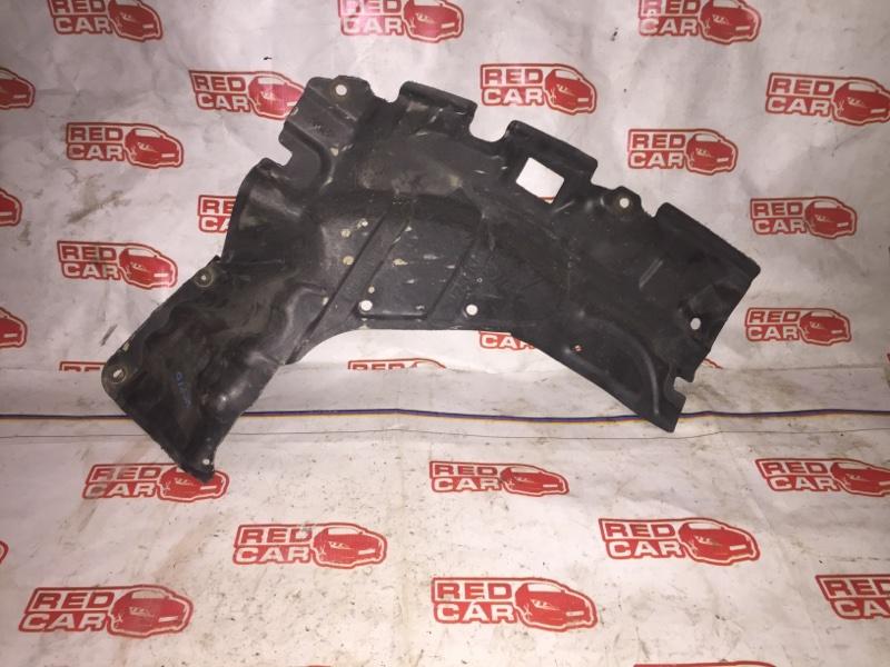 Защита двигателя Toyota Funcargo NCP20 2NZ-FE передняя правая (б/у)