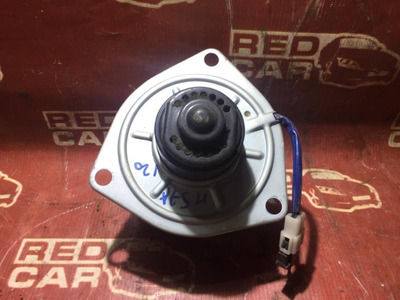 Мотор печки Mitsubishi Pajero Junior H57A-0005703 4A31 1995 (б/у)