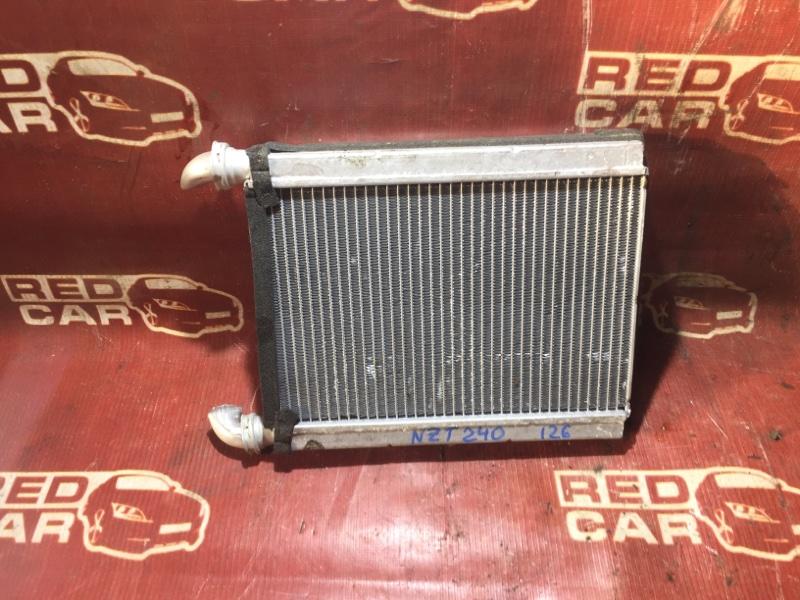 Радиатор печки Toyota Premio NZT240-0034712 1NZ 2002 (б/у)