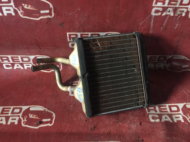 Радиатор печки Mitsubishi Pajero Junior H57A-0005703 4A31 1995 (б/у)