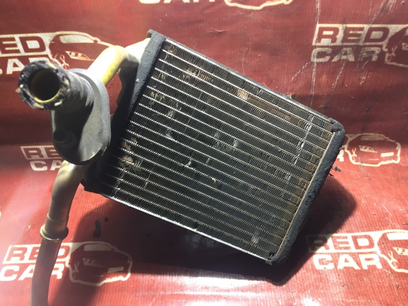 Радиатор печки Toyota Land Cruiser HDJ81-0047581 1HD 1994 (б/у)