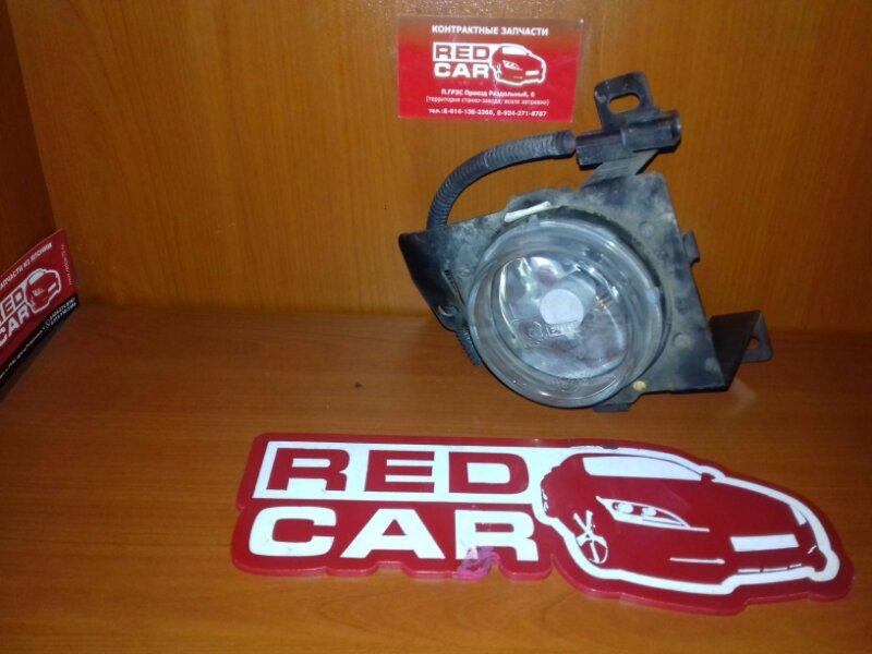 Туманка Nissan Avenir передняя правая (б/у)