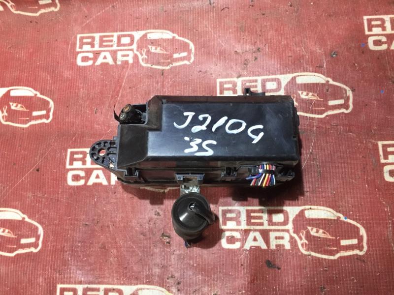 Блок предохранителей под капот Toyota Rush Be-Go J210G-0005635 3SZ 2007 (б/у)