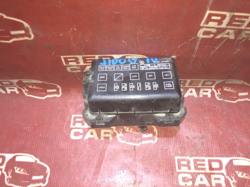 Блок предохранителей под капот Daihatsu Terios J100G-005982 HC 1997 (б/у)