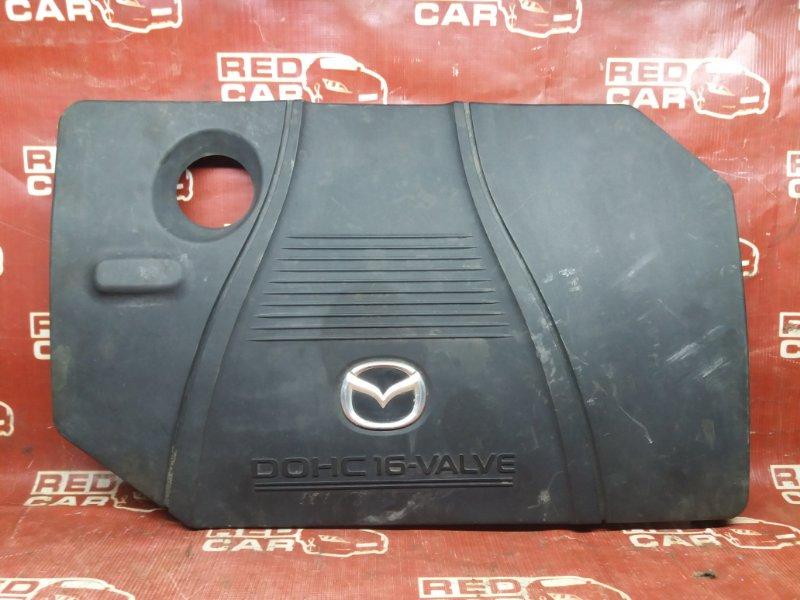 Декоративная крышка двс Mazda Premacy CREW LF (б/у)