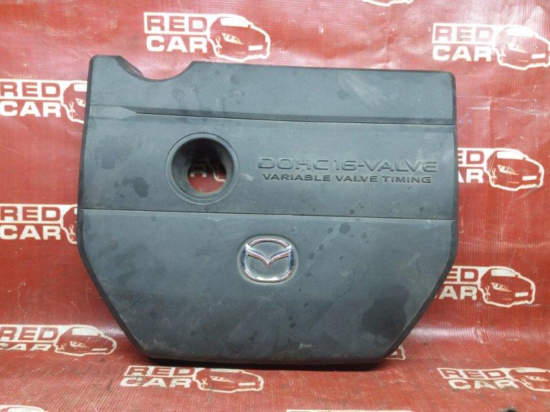 Декоративная крышка двс Mazda Axela BKEP-304377 LF (б/у)