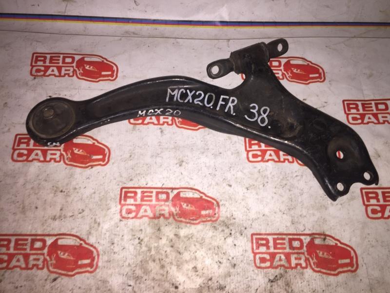 Рычаг Toyota Pronard MCX20 1MZ-FE передний правый нижний (б/у)