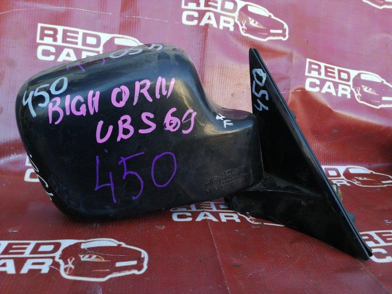 Зеркало Isuzu Bighorn UBS69 переднее правое (б/у)