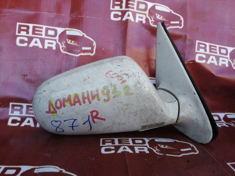 Зеркало Honda Domani MB4 переднее правое (б/у)