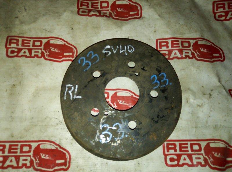 Тормозной барабан Toyota Camry SV40 3S задний (б/у)