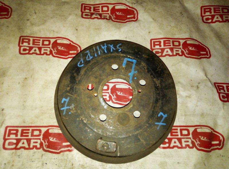 Тормозной барабан Toyota Rav4 SXA11 3S-FE задний (б/у)