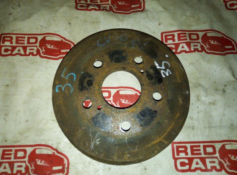 Тормозной барабан Toyota Camry CV30 2C задний (б/у)