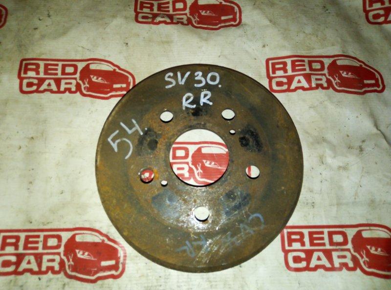 Тормозной барабан Toyota Camry SV30 4S задний (б/у)