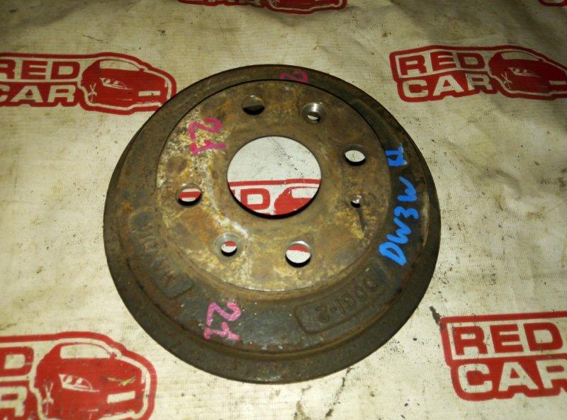 Тормозной барабан Mazda Demio DW3W B3 задний (б/у)