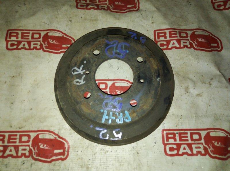 Тормозной барабан Nissan Presea PR11 задний (б/у)