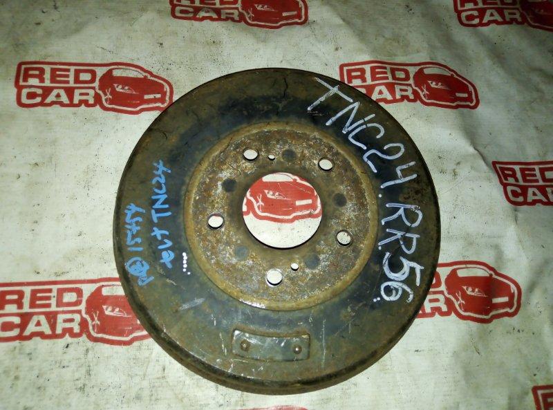 Тормозной барабан Nissan Serena TNC24 QR20 задний (б/у)