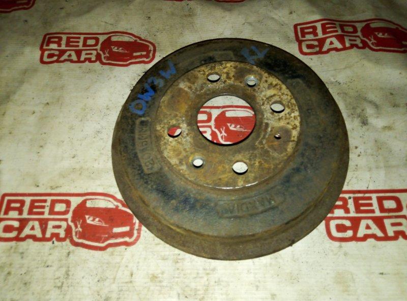 Тормозной барабан Mazda Familia BJ3P B3 задний (б/у)