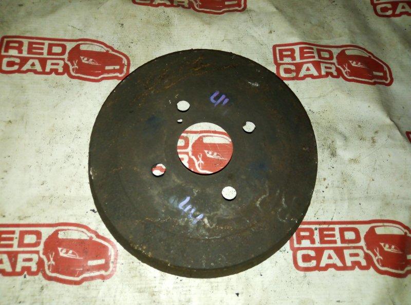 Тормозной барабан Toyota Corolla NZE120 1NZ задний (б/у)