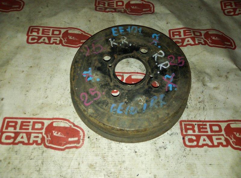 Тормозной барабан Toyota Corolla EE101 4E задний (б/у)