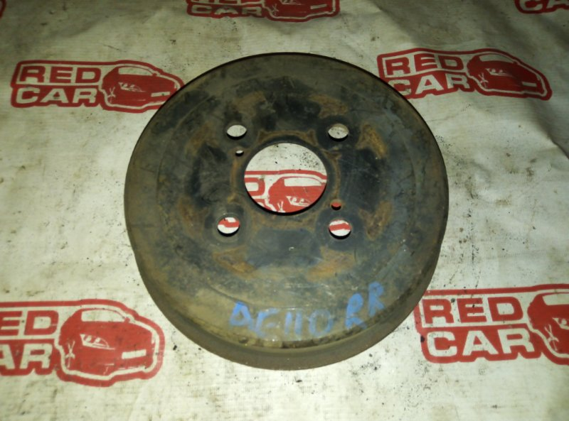 Тормозной барабан Toyota Corolla AE100 4A задний (б/у)