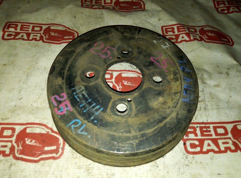 Тормозной барабан Toyota Corolla AE110 5A задний (б/у)