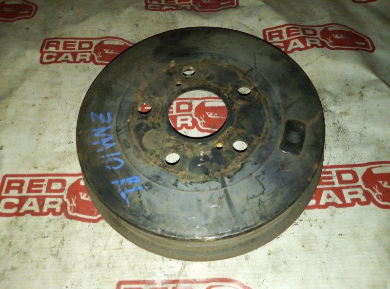 Тормозной барабан Toyota Isis ZNM10 1ZZ задний левый (б/у)