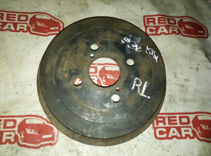 Тормозной барабан Toyota Vitz NCP95 1NZ задний левый (б/у)