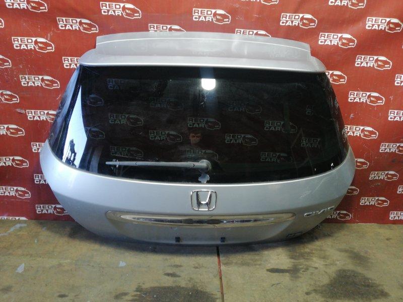 Дверь задняя Honda Civic EU1 D17A 2004 (б/у)