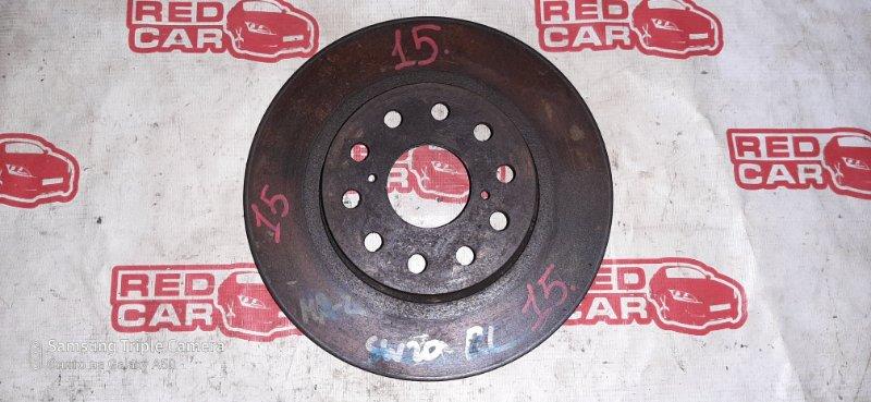 Тормозной диск Toyota Mr2 SW20 задний (б/у)