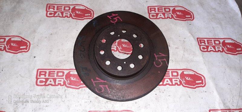 Тормозной диск Toyota Mr2 SW20 3S-GTE задний правый (б/у)