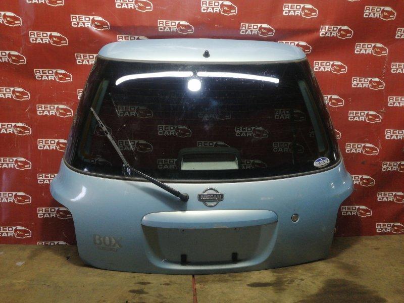 Дверь задняя Nissan March WAK11-300147 CGA3 2000 (б/у)