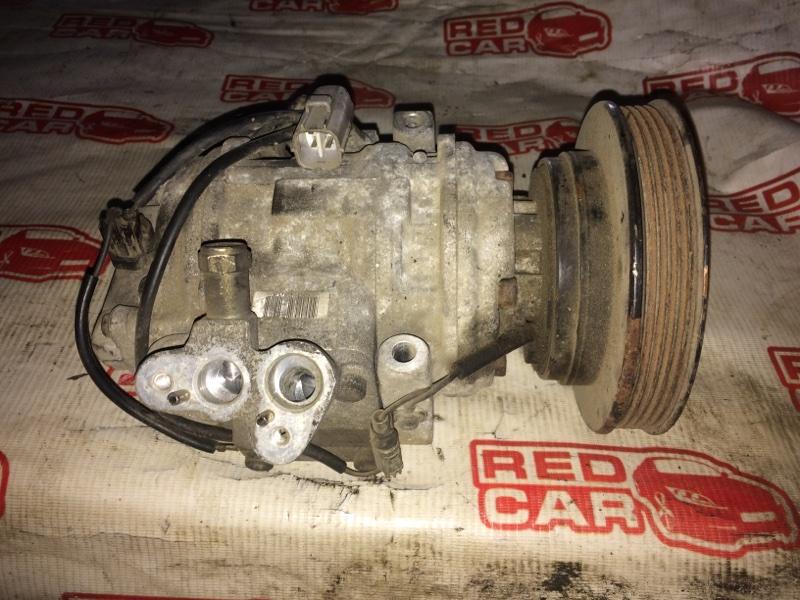 Компрессор кондиционера Toyota Carina ST190 3S-FE (б/у)