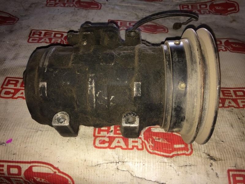 Компрессор кондиционера Toyota Corona CT190 2C (б/у)