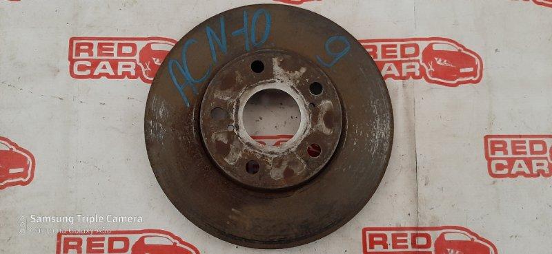 Тормозной диск Toyota Nadia ACN10 1AZ передний правый (б/у)