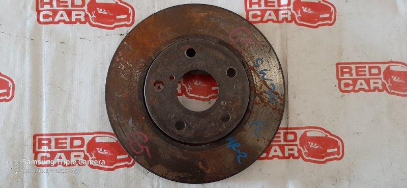 Тормозной диск Toyota Mr2 SW20 передний (б/у)