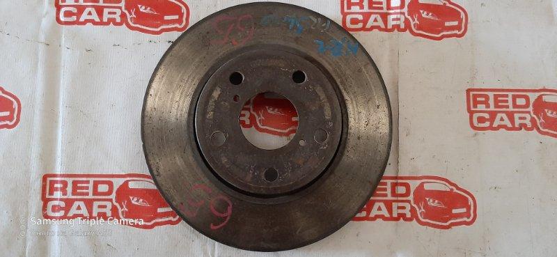 Тормозной диск Toyota Mr2 SW20 3S-GTE передний (б/у)