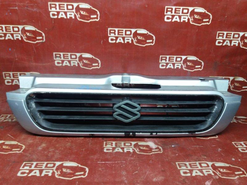 Решетка радиатора Suzuki Cultus GD31W-100754 G16A 1996 (б/у)