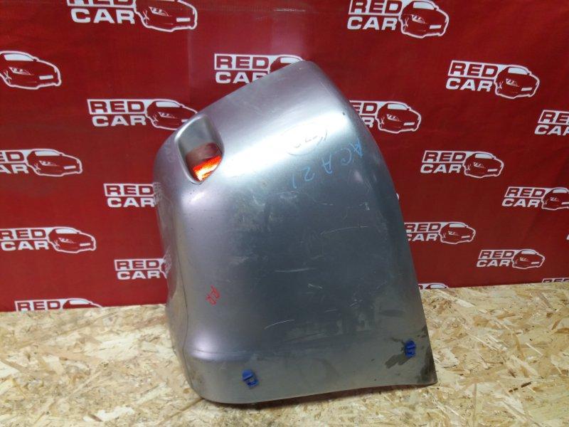 Клык бампера Toyota Rav4 ACA21-0014744 1AZ-FSE 2000 задний правый (б/у)