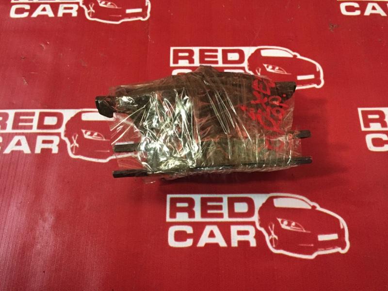 Тормозные колодки Mazda Axela BK3P переднее (б/у)