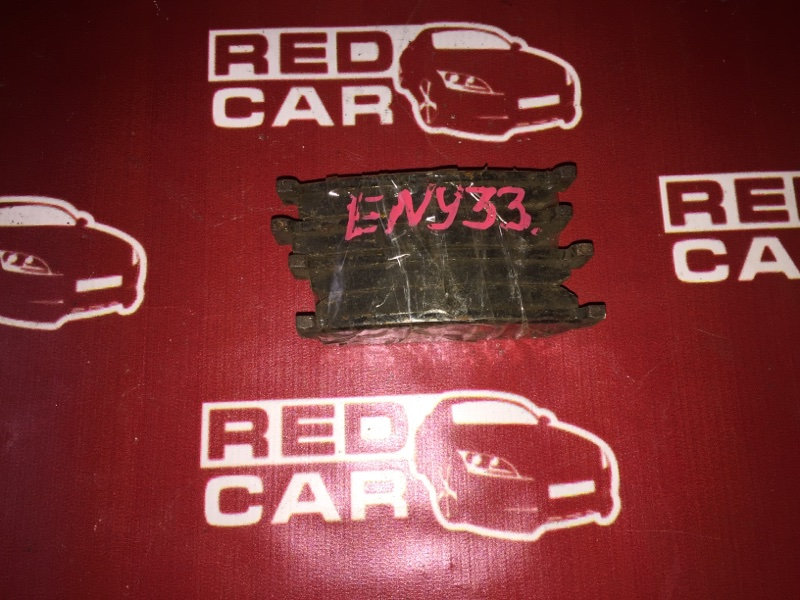 Тормозные колодки Nissan Cedric ENY33 RB25 заднее (б/у)